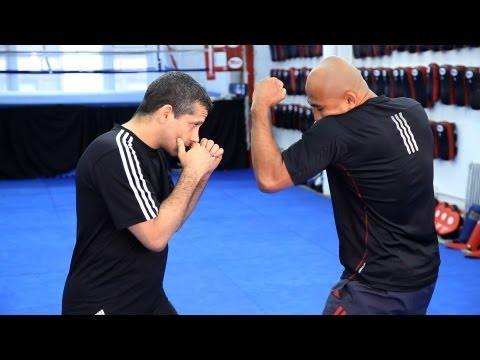 How to Throw an Uppercut | MMA Fighting