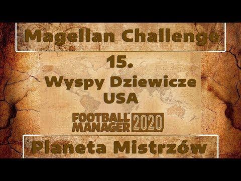 Football Manager 2020 PL - Magellan Challenge | #15