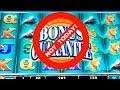 BONUS with Jetpack on Lucky Lemmings Slot Machine Lucky Star Casino