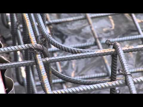 Poolsteel Reinforcement For Concrete Swimming Pools Youtube