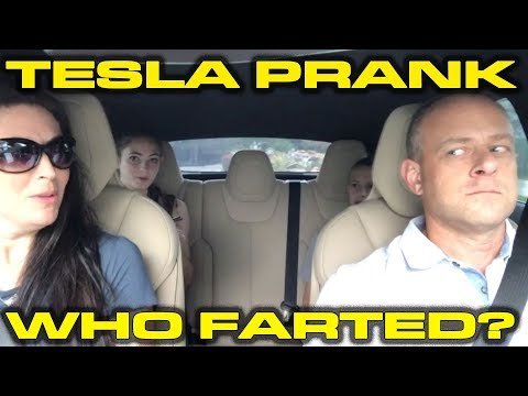 The Wake Up Show - Tesla Has A Farting App
