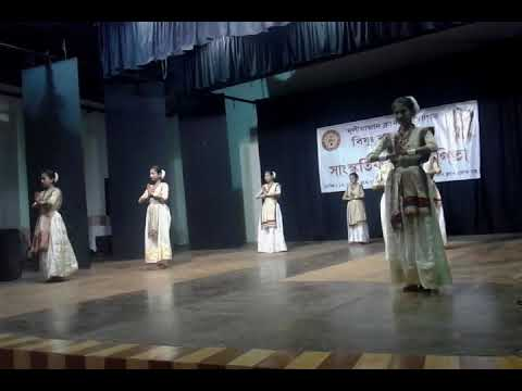Nrityangana Dance Group (ulahere rabha sangeet dance)