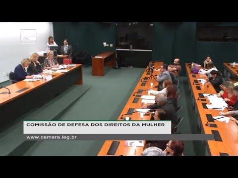 DEFESA DOS DIREITOS DA MULHER - Seminário - As mulheres na Política | 13/06/2018 - 09:55