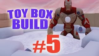 Disney Infinity 2.0 - Toy Box Build - Hot Tub And Stuff [5]
