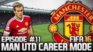 ANOTHER BIG SIGNING! MAN UTD CAREER MODE - EPISODE #11 (FIFA 16)