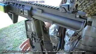 Sig Sauer 516 - AR-15 / M4. 5.56X45mm NATO Carabina