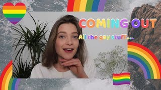 Coming Out // Unaccepting family, Outing other people ect.