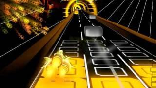 "Audiosurf - Initial D ""Heartbeat"" - Ninja Mono"