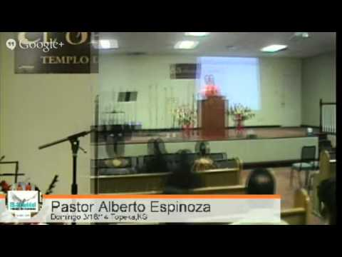 El-Shaddai Templo De Alabanza Domingo 3/16/1`4 En Vivo