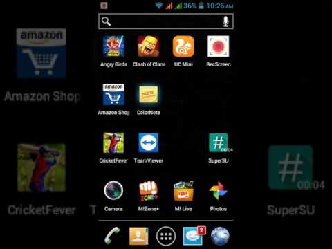 How to record screen in android 4.0.4(ice cream sandwich) by #aniket singh