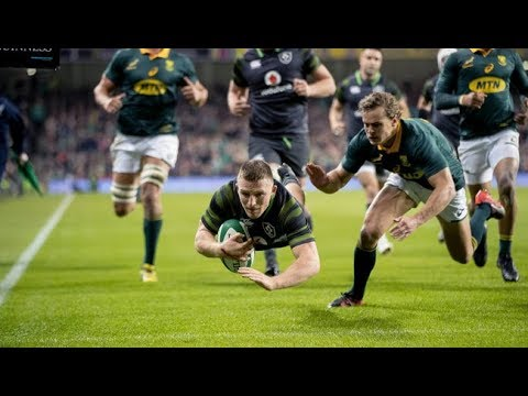 Irish Rugby TV: Ireland v South Africa Highlights