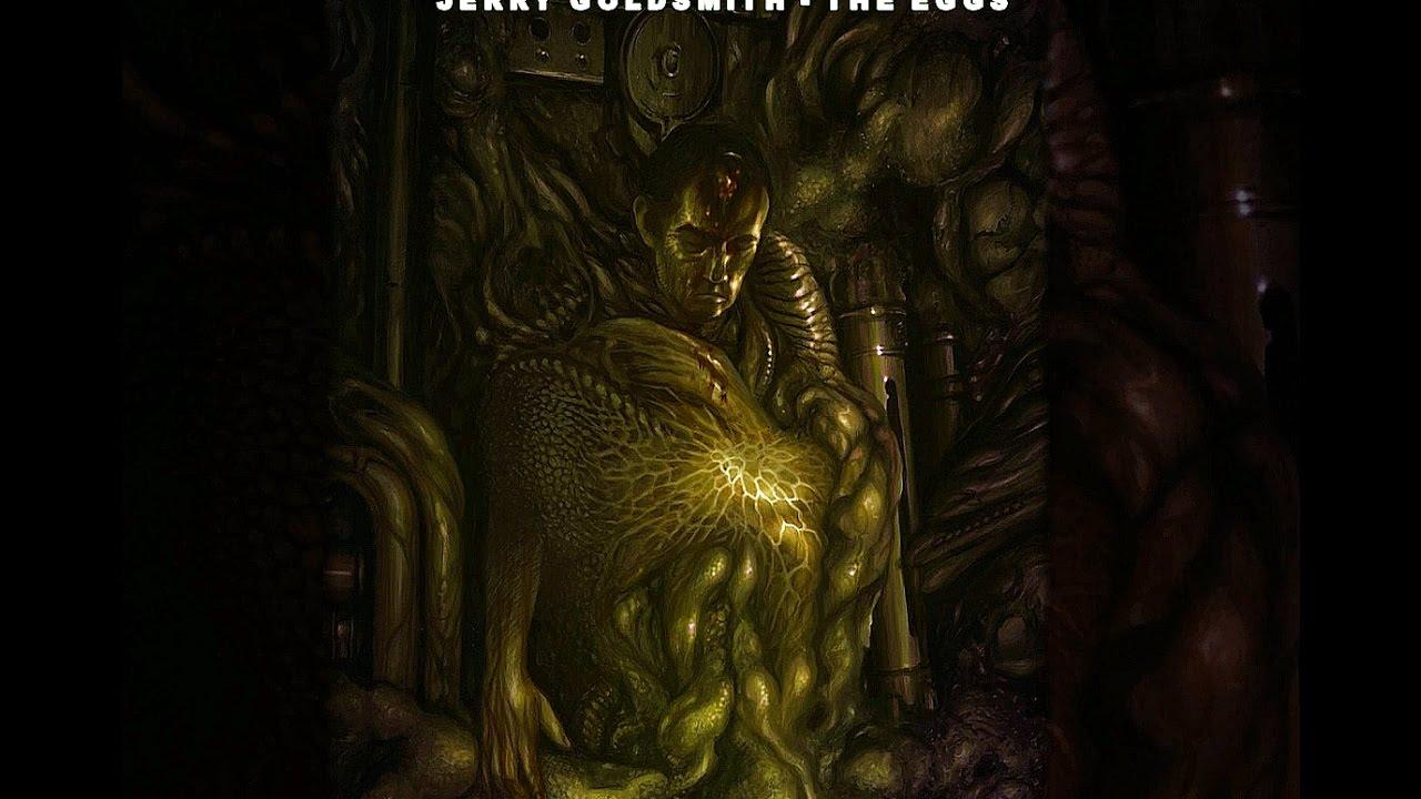 Alien 1979 The Hive Youtube