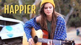 Marshmello ft. Bastille - Happier (Tiffany Alvord Cover)