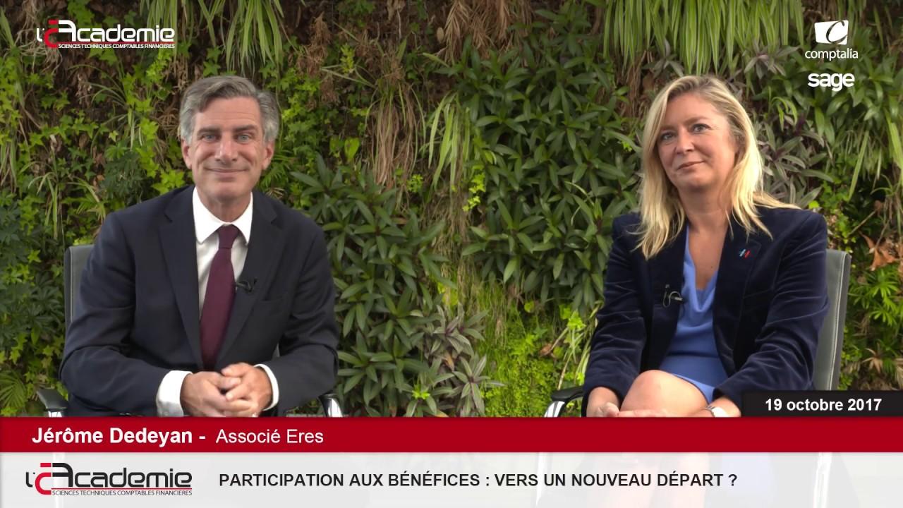 Les Entretiens de l'Académie : Carole Couvert et Jérôme Dedeyan