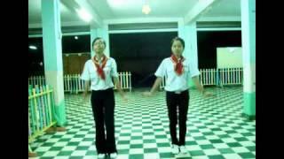 Bai hat chu de  Dai Hoi Thieu Nhi Nam Thanh 2010