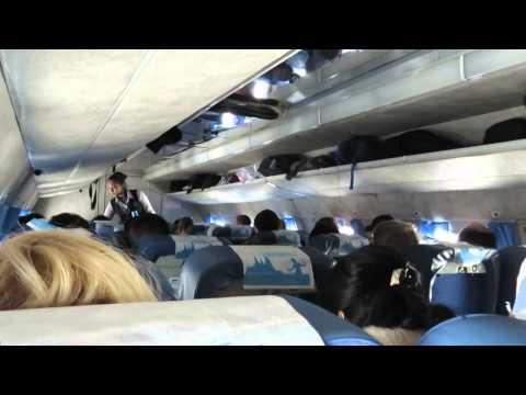 SCAT Antonov 24: Petropawl to Almaty on UP-AN416