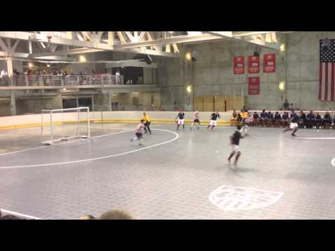 Futsal 4- USA vs France- France Goal #2