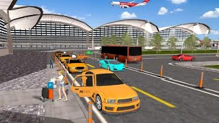 City Taxi Driving Simulator - PVP Cab Games 2020 Android Game play screenshot 1