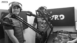 Cover images Skibadee, Funsta, Shabba, Swifta MC, Felon & Sub Zero - Swifta MC Xmas Special - PyroRadio