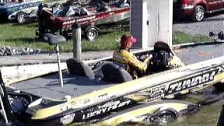 13, ESPN Bassmaster Elite $100,000.00  Exclusive Pre-Broadcast Footage, 2009