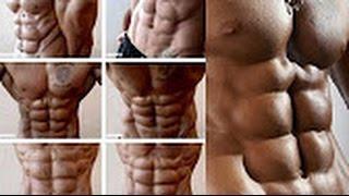 اقواى واروع تمارين عضلات بطن اقل من شهر كمال الاجسام
