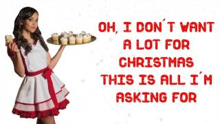 All I Want For Christmas Is You - Megan Nicole (Lyrics)