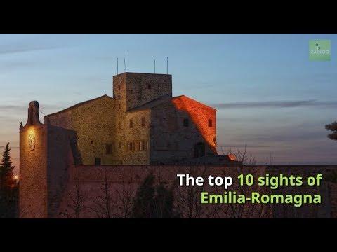 The top 10 sights of Emilia Romagna