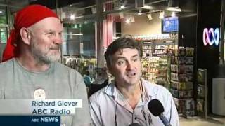 ABC interview smashes world record