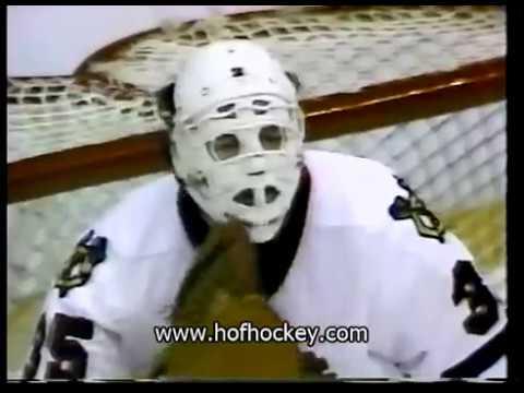 January 29, 1984 Philadelphia Flyers - 5 @ Chicago Blackhawks - 5 Tony Esposito