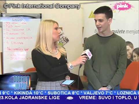 Pobednici Poslovnog izazova u Jutarnjem programu TV Pink