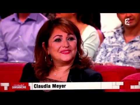 Claudia Meyer - Vivement Dimanche spécial Elie Kakou