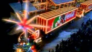 Coca Cola Christmas Commercial 2002 Werbung - Melanie Thornton Wonderful Dream (Holidays are coming)