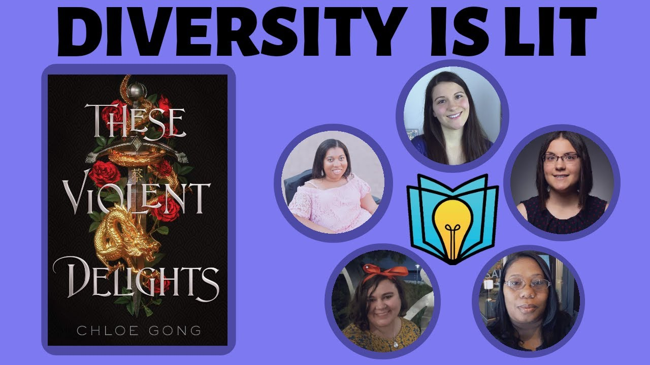 These Violent Delights | Diversity is Lit Book Club Discussion
