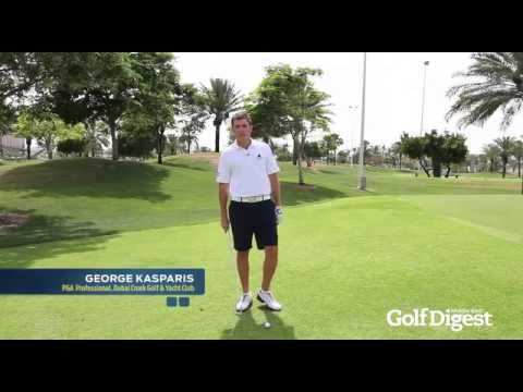 Dubai Creek Golf Academy - Hit the Soft Flop Shot from a Tight Lie by George