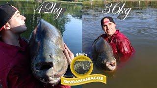 Equipe Tambamaníacos - Pesqueiro Taquari - Aventura 59