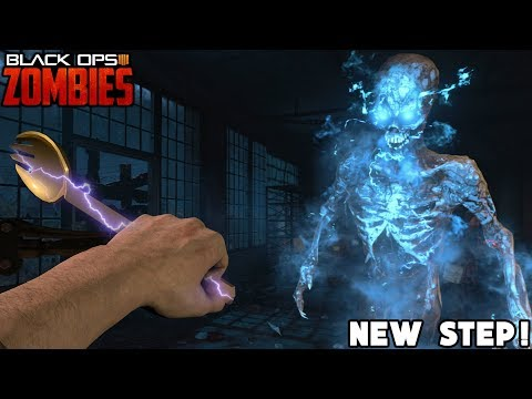 BLACK OPS 4 ZOMBIES - \'BLOOD OF THE DEAD\' HUGE NEW EASTER EGG STEP! (Bo4 Zombies)