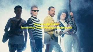 Queen - Remembering Freddie Mercury on his death anniv