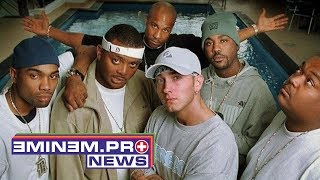 """If Eminem """"kneels"""" by you in the lab, you're either changing the verse or getting scratched off song"""