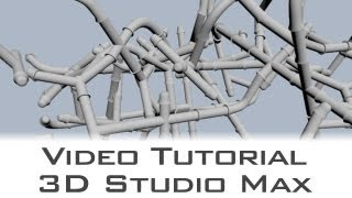 tutorial pipe generator script for 3d studio max