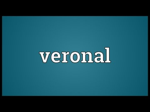 Header of veronal