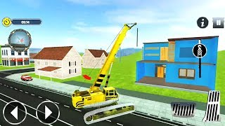 Real House Construction Game - House Builder Simulator - Android Gameplay FHD