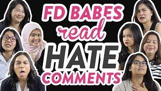 FD Babes Bacain Hate Comment di Youtube!