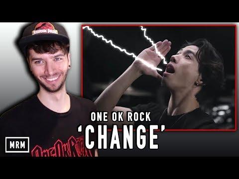 "ONE OK ROCK - ""Change"" Reaction!"