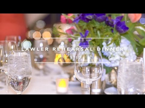Rachel & Tyler: The Vast OKC Rehearsal Dinner Highlight Film