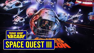 Space Quest III: The Pirates of Pestulon Review | Friday Night Arcade