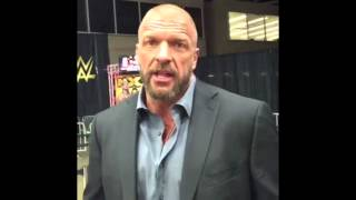 WWE WrestleMania Axxess 2016 ll part 1 thumbnail