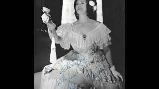 Young Dame Joan Sutherland sings Verdi's Violent Coloratura with the Speed of Light