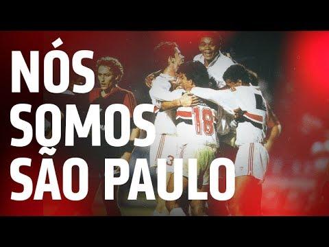 NÓS SOMOS SÃO PAULO #25ANOSLIBERTA92 | SPFCTV