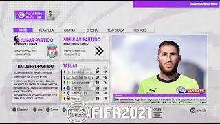 3 NUEVAS FUNCIONES REALISTAS PARA FIFA 21 MODO CARRERA.