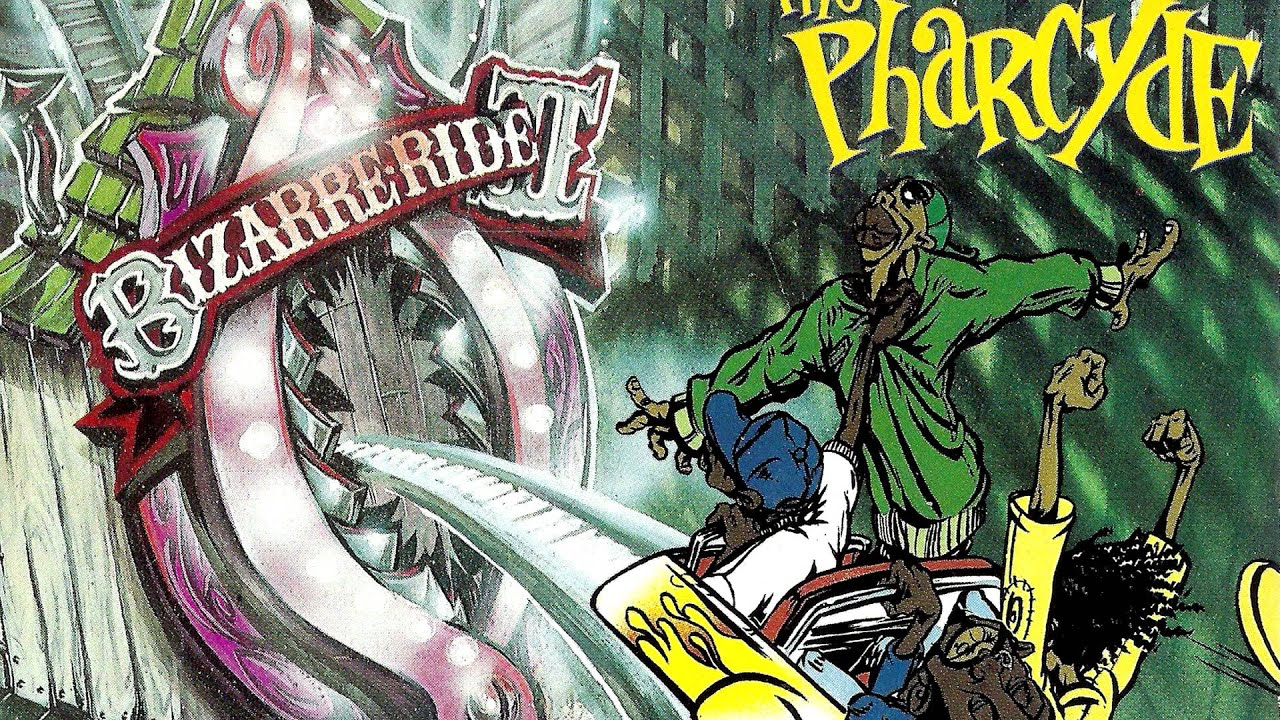 The Pharcyde Passing Me By Youtube